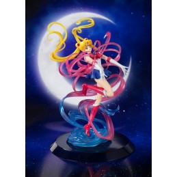 SAILOR MOON - SAILOR SATURN CRYSTAL FIGUARTS ZERO ACTION FIGURE