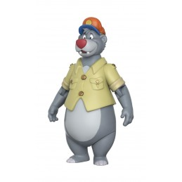 DISNEY TALESPIN BALOO REACTION 10CM ACTION FIGURES