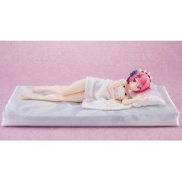 KADOKAWA RE:ZERO STARTING LIFE IN ANOTHER WORLD PVC STATUE 1/7 RAM SLEEP SHARING 23 CM