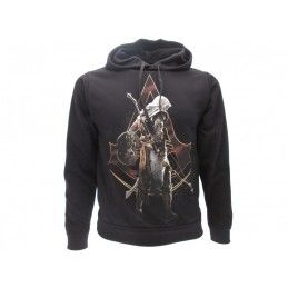 FELPA HOODIE ASSASSIN'S CREED ORIGINS NERA