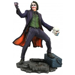 BATMAN THE DARK KNIGHT DC GALLERY JOKER 25CM FIGURE STATUE DIAMOND SELECT