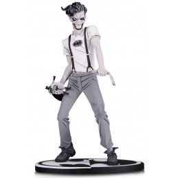 BATMAN BLACK AND WHITE KNIGHT JOKER BY SEAN MURPHY RESIN STATUE 19CM FIGURE