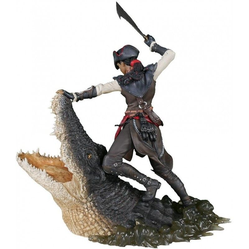 ASSASSIN'S CREED LIBERATION - AVELINE LIMITED STATUE 27 CM FIGURE UBISOFT