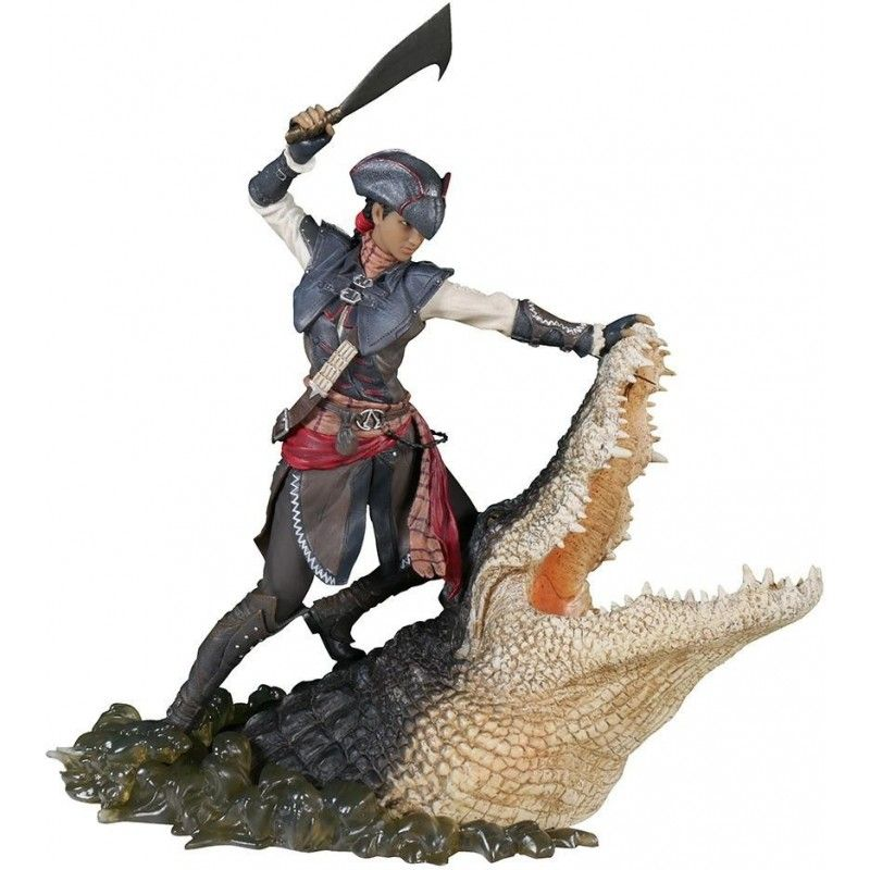 ASSASSIN'S CREED LIBERATION - AVELINE LIMITED STATUE 27 CM FIGURE