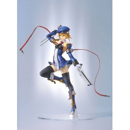BLAZBLUE PVC STATUE 1/7 NOEL VERMILLION OLD COSTUME 24 CM FIGURE VERTEX
