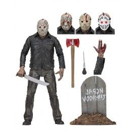FRIDAY THE 13TH - ULTIMATE JASON DREAM SEQUENCE ACTION FIGURE NECA