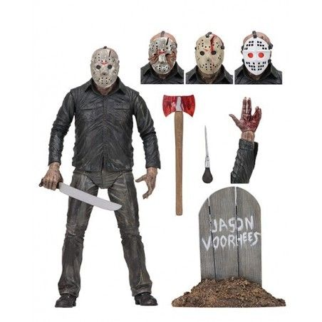 FRIDAY THE 13TH - ULTIMATE JASON DREAM SEQUENCE ACTION FIGURE