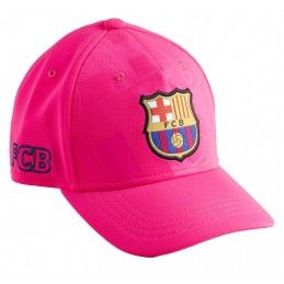 CAPPELLO BASEBALL CAP FC BARCELLONA UFFICIALE BARCELONA FUCSIA