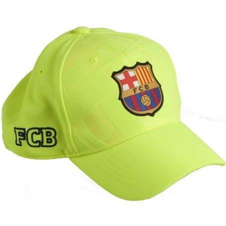 CAPPELLO BASEBALL CAP FC BARCELLONA UFFICIALE BARCELONA GIALLO