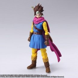 SQUARE ENIX DRAGON QUEST III 3 - HERO BRING ARTS ACTION FIGURE