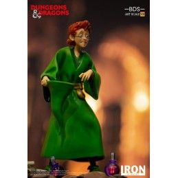 DUNGEONS AND DRAGONS THE MAGICIAN BDS ART SCALE 1/10 STATUE FIGURE