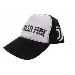CAPPELLO BASEBALL CAP F.C. JUVENTUS UFFICIALE FINO ALLA FINE