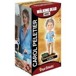 WALKING DEAD CAROL HEADKNOCKER BOBBLE HEAD FIGURE