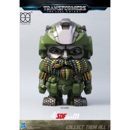 TRANSFORMERS THE LAST KNIGT SUPER DEFORMED VINYL FIGURE HOUND 10 CM
