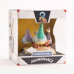 ANIMANIACS Q-FIG MAX FIGURE GOODFEATHERS 10 X 12 CM