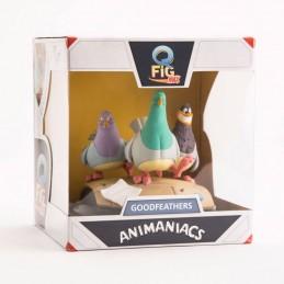 ANIMANIACS Q-FIG MAX FIGURE GOODFEATHERS 10 X 12 CM