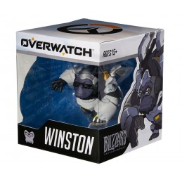 OVERWATCH CUTE BUT DEADLY MEDIUM VINYL FIGURE WINSTON 10 CM BLIZZARD