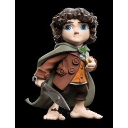 LORD OF THE RINGS MINI EPICS VINYL FIGURE FRODO BAGGINS 11 CM WETA