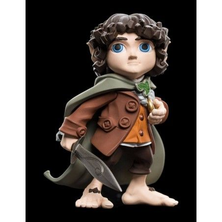 LORD OF THE RINGS MINI EPICS VINYL FIGURE FRODO BAGGINS 11 CM