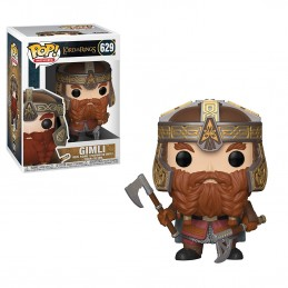 FUNKO POP! THE LORD OF THE RINGS - GIMLI BOBBLE HEAD KNOCKER