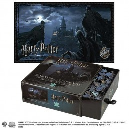 NOBLE COLLECTIONS HARRY POTTER DEMENTORS AT HOGWARTS 1000 PIECES PEZZI JIGSAW PUZZLE 75X45CM