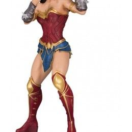 DC CORE WONDER WOMAN 23CM PVC STATUE FIGURE