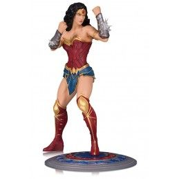 DC COLLECTIBLES DC CORE WONDER WOMAN 23CM PVC STATUE FIGURE