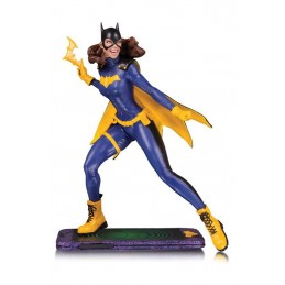DC CORE BATGIRL STATUE FIGURE DC COLLECTIBLES
