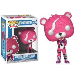 FUNKO POP! FORTNITE CUDDLE TEAM LEADER BOBBLE HEAD KNOCKER FIGURE