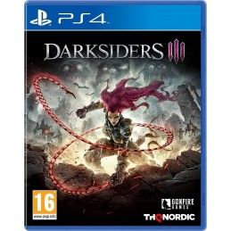 DARKSIDERS III PLAYSTATION 4 PS4 NUOVO ITALIANO
