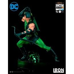 GREEN ARROW BY IVAN REIS BDS COMICS ART SCALE 1/10 STATUE RESIN FIGURE IRON STUDIOS