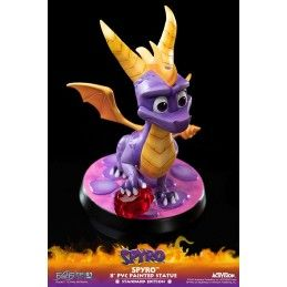 SPYRO THE DRAGON PVC STATUE 22 CM FIGURE