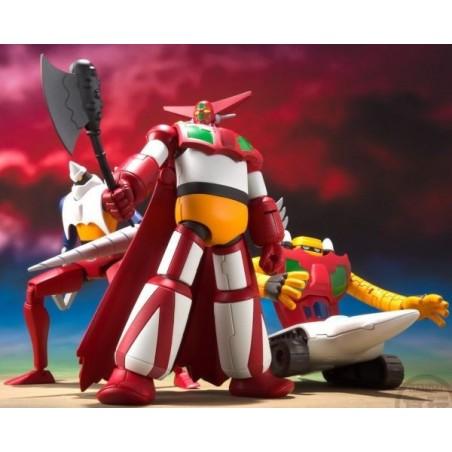 GETTER ROBOT ARMAGEDDON SUPER MINIPLA SET 3 GETTER S.1 MODEL KIT FIGURE