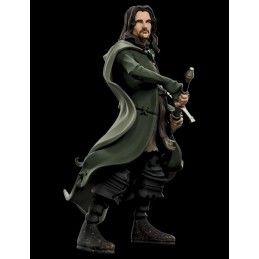 LORD OF THE RINGS MINI EPICS VINYL FIGURE ARAGORN 12 CM WETA