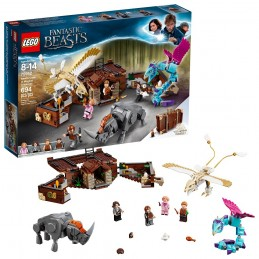 LEGO ANIMALI FANTASTICI VALIGIA CREATURE MAGICHE 75952