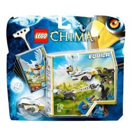 LEGO Chima TIRO AL BERSAGLIO 70101
