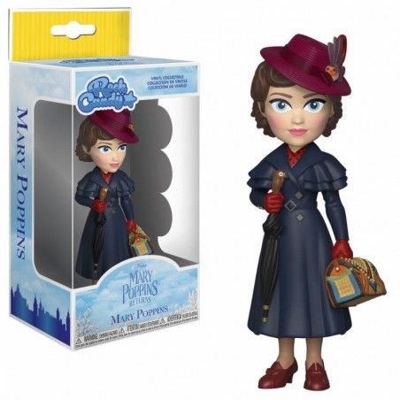 MARY POPPINS 2018 ROCK CANDY VINYL FIGURE MARY 13 CM
