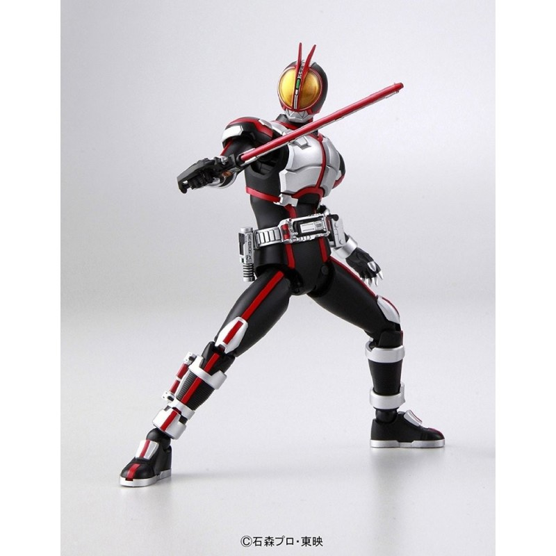 BANDAI KAMEN RIDER RISE KAMEN RIDER FAIZ MODEL KIT ACTION FIGURE