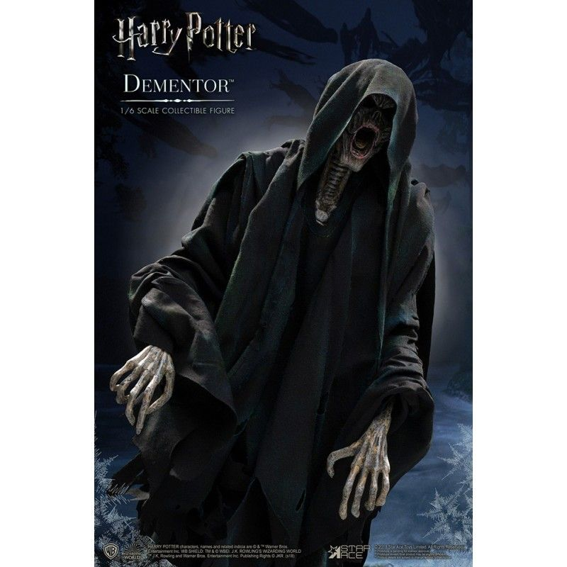 STAR ACE HARRY POTTER DEMENTOR 1/6 SCALE COLLECTIBLE ACTION FIGURE