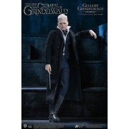 FANTASTIC BEASTS GELLERT GRINDELWALD 1/8 SCALE COLLECTIBLE ACTION FIGURE STAR ACE