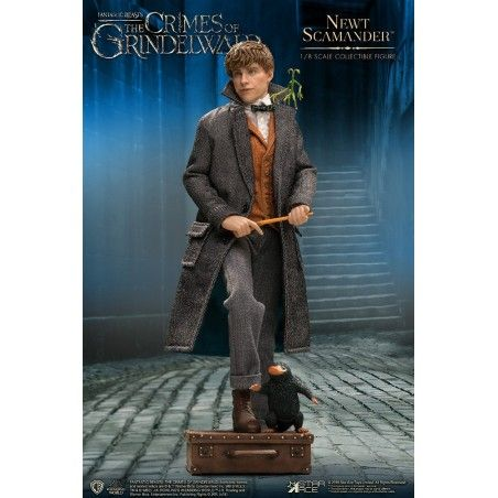 FANTASTIC BEASTS NEWT SCAMANDER 1/8 SCALE COLLECTIBLE ACTION FIGURE