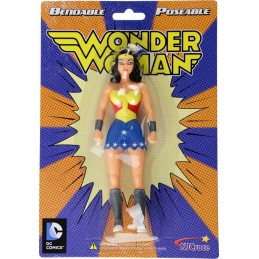 DC COMICS BENDABLE FIGURE WONDER WOMAN 14 CM