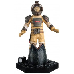THE ALIEN AND PREDATOR FIGURINE COLLECTION KANE (ALIEN) 14 CM