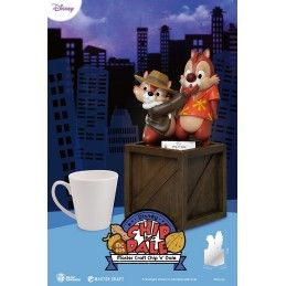 CHIP N DALE MASTERCRAFT STATUE