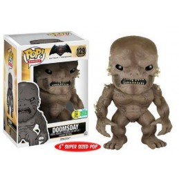 BATMAN V SUPERMAN SUPER SIZED POP! HEROES VINYL FIGURE DOOMSDAY 15 CM FUNKO