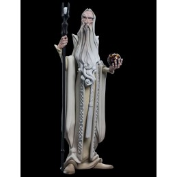 LORD OF THE RINGS MINI EPICS VINYL FIGURE SARUMAN 17 CM WETA
