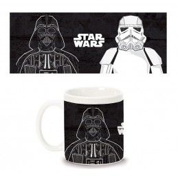 STAR WARS DARTH VADER CERAMIC MUG TAZZA