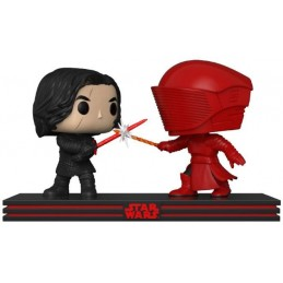 STAR WARS POP! MOVIE MOMENTS VINYL BOBBLE-HEAD 2-PACK KYLO AND PRAETORIAN GUARD 9 CM