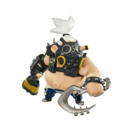 OVERWATCH CUTE BUT DEADLY MEDIUM VINYL FIGURE ROADHOG 10 CM BLIZZARD