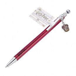 HARRY POTTER - GRYFFINDOR HOUSE CREST PEN PENNA CARAT